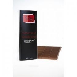 Chocolat Noir Fleur de sel 72%