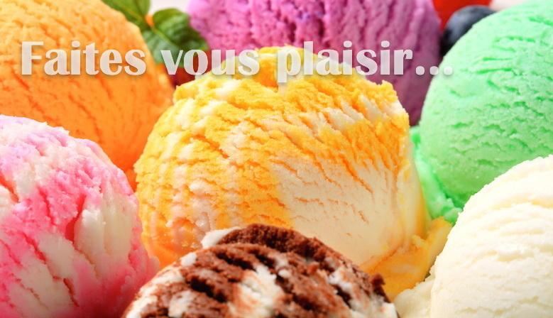 Crèmes Glacées - Sorbets